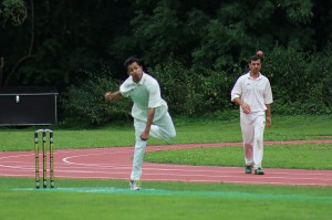 Waqas , left arm speedy