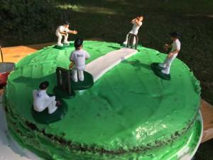 Sylvia`s cake,