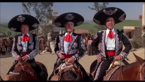 Surprisingly few consider The Three Amigos to be the most deserving film not to win an Oscar (Picture: Screencrush.com) The Three A,amigos